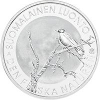 Suomi 10 € 2017 Suomalainen luonto Proof