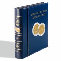 Leuchtturm Optima- kolikkokansio Euroopan 2 euron erikoisrahat, vol. 1