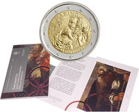 San Marino 2 € 2018 Tintoretto