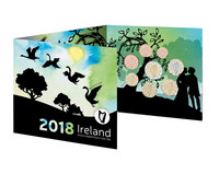 Irlanti 2018 BU rahasarja Irish Myths and Legends