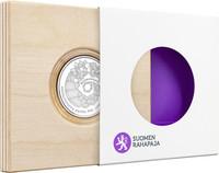 Suomi 10 € 2018 Suomalainen saunakulttuuri, Proof