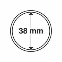 Kolikkokapseli CAPS38 (USA, Maple Leaf) 10 kpl
