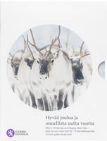 Suomi 2018 Hyvää Joulua!- rahasarja