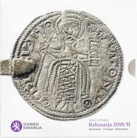 Suomi 2018 BU/II Suomen rahahistorian vaiheet