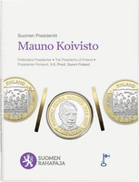 Suomi 5 € 2018 Suomen Presidentit - Mauno Koivisto, Proof