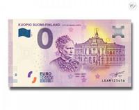 Suomi 0 euro 2018 Kuopio / Minna Canth
