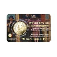 Belgia 2,5 € 2018 Mount of Piety BU coincard