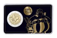Ranska 3 x 2 € 2019 Astérix, Obelix & Idefix BU coincard