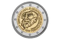 Portugali 2 € 2019 de Magalhães 500 v. BU coincard
