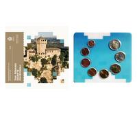 San Marino 2019 BU rahasarja 3,88 €