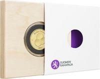 Suomi 100 € 2019 Suomen Hallitusmuoto 1919 numeroitu, Proof