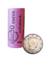 Monaco 2 € 2019 Albert II rulla