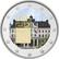 Slovenia 2 € 2019 Ljubljanan yliopisto 100 vuotta, väritetty (#1)
