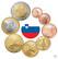 Slovenia 1s - 2 € 2020 BU