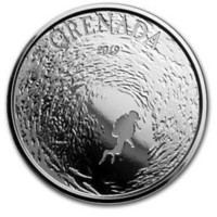Grenada 1 $ 2019 Diving Paradise 1 oz HOPEA