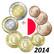 Malta 1s - 2 € 2014 BU