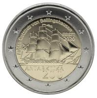 Viro 2 € 2020 Antarktika 200 vuotta BU coincard