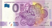 Suomi 0 € 2020 Suuriruhtinaat - Special Edition UNC