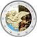 San Marino 2 € 2020 Gianbattista Tiepolo BU väritetty (#2)