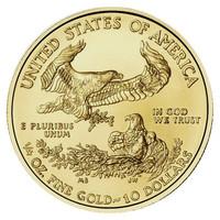 American Eagle ¼ oz 2005 kultakolikko