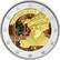 Belgia 2 € 2020 Jan van Eyck, väritetty (#2)