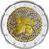 Kreikka 2 € 2020 Traakia 100 vuotta osana, väritetty (#1)