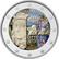 Vatikaani 2 € 2020 Raffaello, väritetty (#1)