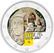 Vatikaani 2 € 2020 Raffaello, väritetty (#2)