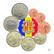 Andorra 1s- 2 € 2020 BU