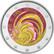 Andorra 2 € 2020 Yleinen äänioikeus 50 v. BU, väritetty (#1)