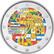 Andorra 2 € 2020 Iberoamerikkalainen huippukokous BU, väritetty (#2)