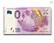 Saksa 0 € 2020 Saksan valuutat UNC