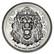 Niue 2021 Karjuva Leijona hopeakolikko 1 oz