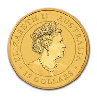 Australia Kenguru 1/10oz 2021 kultakolikko