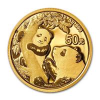 Kiina Panda 3g 2021 kultakolikko