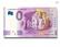 Ranska 0 € 2020 Salvaror Dali -nollaseteli -juhlavuosiversio UNC