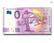 Itävalta 0 € 2020 Laskettelu-nollaseteli UNC
