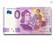 Italia 0 € Rafaello Sanzio 500 vuotta UNC -juhlavuosiversio UNC