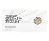 Portugali 2 € 2021 EU-puheenjohtajuus, Proof