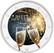 Hyvää Uutta Vuotta 2 € 2021 juhlaraha, väritetty