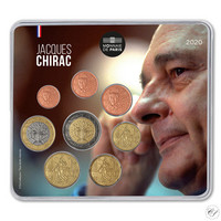 Ranska 2020 Jacques Chirac rahasarja BU