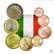 Italia 1s - 2 € 2021 BU
