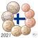 Suomi 1s - 2 € 2021 BU