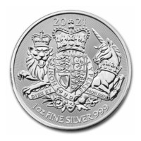 Britannia 2021 Royal Arms BU 1oz HOPEA