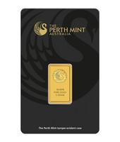Kultalaatta 5g Kenguru - Perth Mint