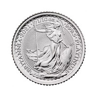 Britannia 2021 1/10z PLATINA
