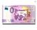Alankomaat 0 € 2021 Lapsen ensimmäinen seteli -juhlavuosiversio UNC