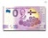 Suomi 0 € 2021 Risto Ryti - Suomen Presidentit UNC