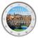 Ponte Vecchio 2 € 2021 juhlaraha, väritetty