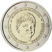 Belgia 2 € 2016 Child Focus, Proof